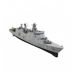 BB0500 Billing ABSALON NAVAL SHIP 1:100