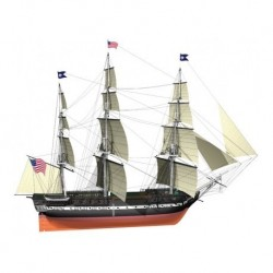 BB0508 Billing USS Constitution 1:75