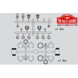 EZRL2216 Pièce détachée - Rally Legends - Pièces d'amortisseurs