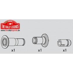 EZRL2221 Pièce détachée - Rally Legends - Sorties de différentiel