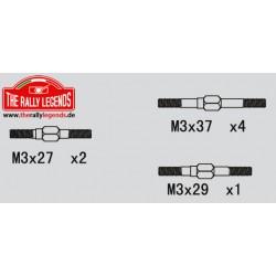 EZRL2231 Pièce détachée - Rally Legends - Biellettes Set