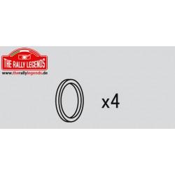EZRL2246 Pièce détachée - Rally Legends - O-Rings de différentiel (4 pcs)