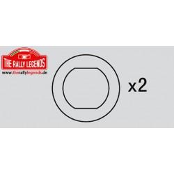EZRL2259 Pièce détachée - Rally Legends - Rondellles de différentiel à billes (2 pcs)