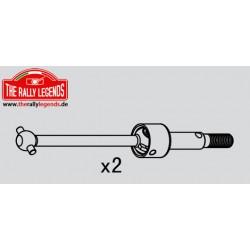 EZRL2307 Pièce détachée - Rally Legends - Cardans CVD (2 pcs)