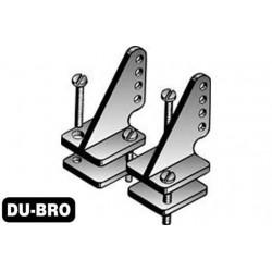 DUB107 Aircrafts Parts & Accessories - 1/2 A Control Horns (2 pcs per package)