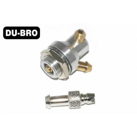 DUB334 Pièce d'avion - Valve de remplissage de carburant nitro Kwik-Fill (1 pce)