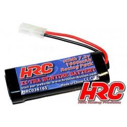 HRC03616S Accu - 6 Eléments - HRC 1600 - RC Car Micro - NiMH - 7.2V 1600mAh - prise Tamiya