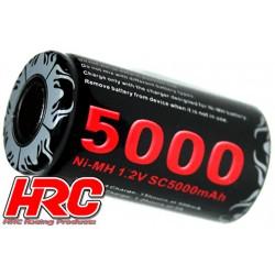 HRC05150 Accu - 1 Elément - 1.2V 5000mAh