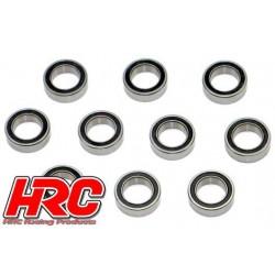 HRC1273RS Roulements à billes – métrique - 10x16x5mm étanche (10 pces)