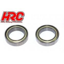 HRC1274CA Roulements à billes – métrique - 12x18x4mm - TSW Pro Racing – céramique (2 pces)