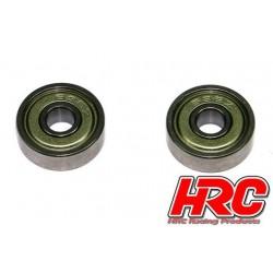 HRC1280CA Roulements à billes – métrique - 6x19x6mm céramique (2 pces)