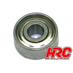 HRC12U01C Roulements à billes - métrique - 3.175x9.525x3.967mm (BL motor) - TSW Pro Racing – céramique (1 pce)