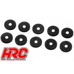 HRC2081 Rondelles en mousse pour carrosserie - 1/10 & 1/18 (10 pces)