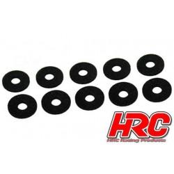 HRC2081B Rondelles en mousse pour carrosserie - 1/8 (10 pces)