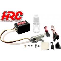 HRC25031A Pièces de carrosserie - Accessoires 1/10 - Générateur de fumée d'échappement, avec LED