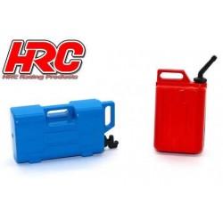 HRC25094F1 Pièces de carrosserie - Accessoires 1/10 - Set d'outils F-1