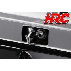 HRC25176A Pièces de carrosserie - 1/10 Touring / Drift - Scale - Trappe à essence fonctionnelle