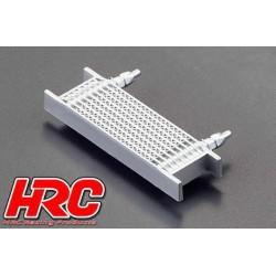 HRC25181A Pièces de carrosserie - 1/10 Touring / Drift - Scale - Intercooler avec visserie