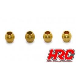 HRC28001-1 Piéce de rechange - Rotule d'amortisseur - 4 pces