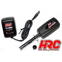 HRC3088 Chauffe bougie - LiPo - avec chargeur