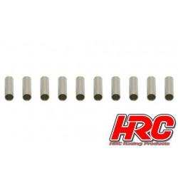 HRC31272A208 Grimp Tube - Copper - 1.7x 8mm (10 pcs)