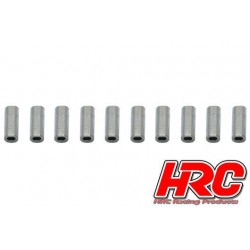 HRC31272A310 Grimp Tube - Copper - 3x10mm (10 pcs)
