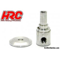 HRC35F200 Cône d'hélice - Adaptateur moteur EP - Type pincé - Court - axe moteur 2.0mm