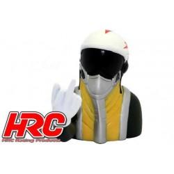 HRC38020B Accessoire pour Avion - Pilote - 1/6 - 50 x 45 x 50mm (Lo x La x P)