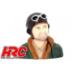 HRC38026B Accessoire pour Avion - Pilote - 1/6 - 65 x 68 x 38mm (Lo x La x P)