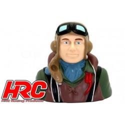 HRC38042A Accessoire pour Avion - Pilote - 1/6 - 78 x 76 x 42mm (Lo x La x P)