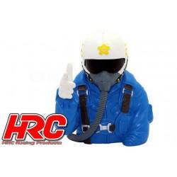 HRC38050D Accessoire pour Avion - Pilote - 1/6 - 90 x 80 x 86mm (Lo x La x P)