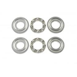 GF-0560-003 Palier de butée - ABEC 3 - 6X14X5 - F6-14G - 2 pcs