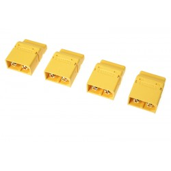 GF-1044-003 Connecteur - XT-60PT - Contact or - Femelle - 4 pcs
