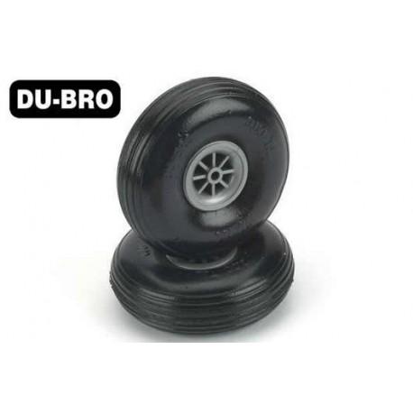 DUB500TL Pièce d'avion - Roues - 127mm (5'') - Thread Lite (1 pce)