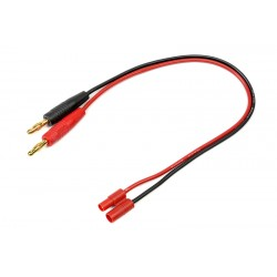 GF-1200-115 Cordon de charge - 3.5mm Connecteur or - 16AWG cble silicone - 1 pc