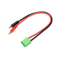 GF-1201-200 Cordon de charge - CC 6.5 - 12AWG cble silicone - 30cm - 1 pc