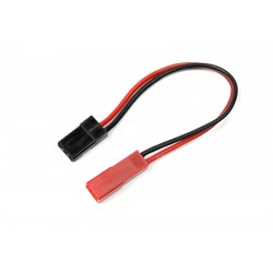 GF-1300-002 cble adaptateur - BEC Male / JR/FUTABA Femelle - 22AWG Wire - 1 pc