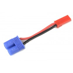 GF-1301-092 cble adaptateur - EC-2 Male / BEC Femelle - 20AWG cble silicone - 1 pc