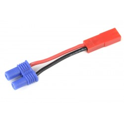 GF-1301-097 cble adaptateur - EC-2 Femelle / BEC Male - 20AWG cble silicone - 1 pc