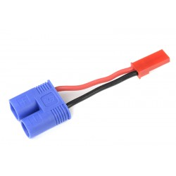 GF-1301-104 cble adaptateur - EC-3 Male / BEC Femelle - 20AWG cble silicone - 1 pc