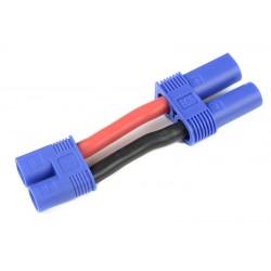 GF-1301-108 cble adaptateur - EC-3 Male / EC-5 Femelle - 12AWG cble silicone - 1 pc