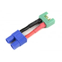 GF-1301-114 cble adaptateur - EC-3 Femelle / MPX Male - 14AWG cble silicone - 1 pc
