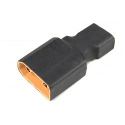 GF-1305-016 Fiche adaptateur - Deans Male / XT-90 Male - 1 pc