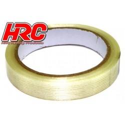 HRC5050B Bande autocollante pour accu - Fibre de verre - MEDIUM - 18mm x 20m