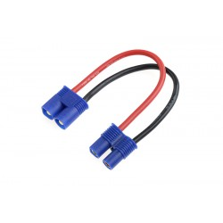 GF-1310-100 Rallonge - EC-3 - 14AWG cble silicone - 12cm - 1 pc