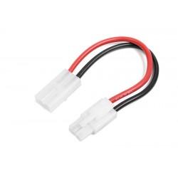 GF-1311-040 Rallonge - Tamiya - 14AWG cble silicone - 12cm - 1 pc