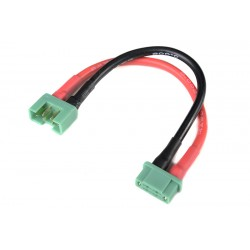 GF-1311-060 Rallonge - MPX - 14AWG cble silicone - 12cm - 1 pc