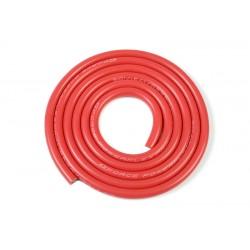 GF-1341-030 cble silicone - Powerflex PRO+ - Rouge - 12AWG - 1731/0.05 Brins - DE 4.5mm - 1m