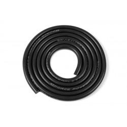 GF-1341-031 cble silicone - Powerflex PRO+ - Noir - 12AWG - 1731/0.05 Brins - DE 4.5mm - 1m