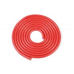 GF-1341-050 cble silicone - Powerflex PRO+ - Rouge - 16AWG - 643/0.05 Brins - DE 3.0mm - 1m